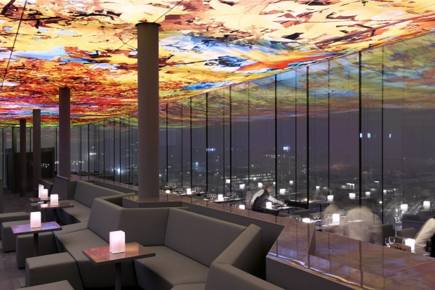 Le Loft: You could easily go to this top-floor restaurant at the Sofitel Vienna Stephansdom just for the food: breakfast ...