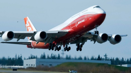 The era of the 747 as a passenger jet is coming to a close.