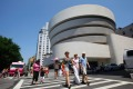 Guggenheim Museum in New York.