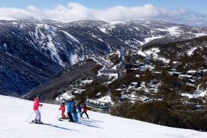 Falls Creek is renowned for having the best spread of beginner to advanced runs.