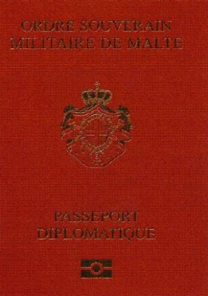 There can be only one: The Sovereign Military Order of Malta passport.