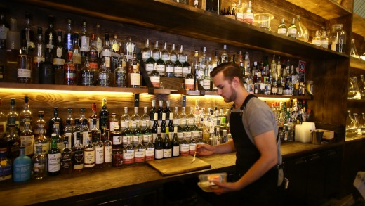 Archie Rose Distilling Co adds to Rosebery's foodie and nightlife culture.