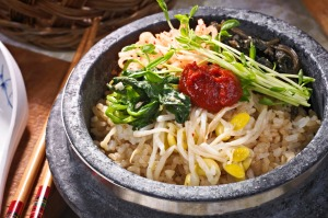 Bibimbap is from which country?