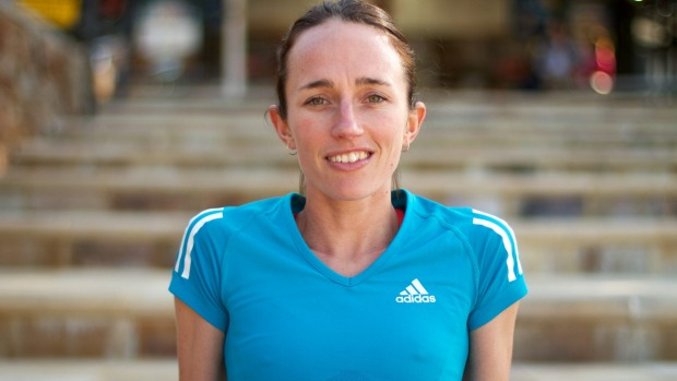 Lisa Weightman has fond memories of her first marathon run in London.