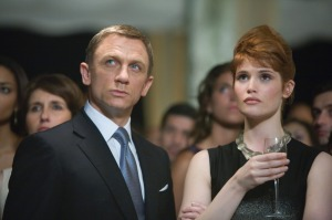 Daniel Craig and Gemma Arterton Quantum of Solace.
