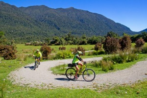 A turn for the better: Cycling the West Coast Wilderness Trail.
