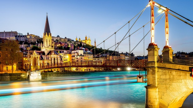 Lyon is known for its Renaissance and Roman architecture.