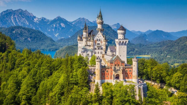 It Is Worth Taking A Step Inside The Neuschwanstein Castle To Fully Appreciate This Fairytale Palace