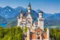 It is worth taking a step inside the Neuschwanstein Castle to fully appreciate this fairytale palace built for King ...