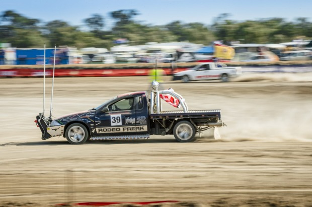 THE DENILIQUIN UTE MUSTER: Sydney may have Vivid, Melbourne may have the Melbourne Festival, but for truly Australian ...