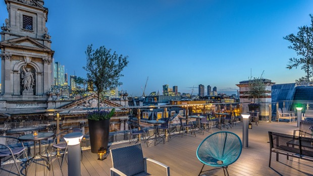 Courthouse Hotel Shoreditch London Review Hot Hip And Achingly Cool