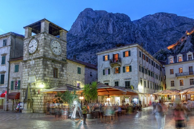 The medieval town of Kotor, Montenegro. WHY GO Many of the European travellers who flock to tiny Montenegro for a beach ...
