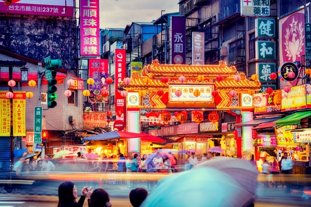 Raohe Street Night Market in Taipei, Taiwan. WHY GO One of Asia's most underrated destinations, Taiwan packs a lot into ...