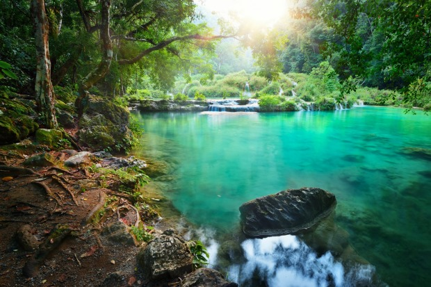 Cascades National Park in Guatemala. WHY GO With ancient Mayan cities, charming colonial towns and breathtaking scenery, ...