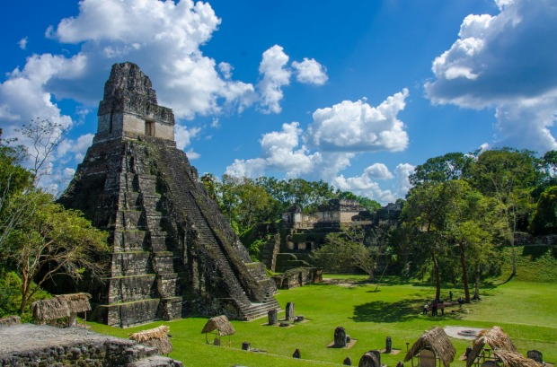 Ruins in the Mayan city of Tikal, Guatemala. WHY GO With ancient Mayan cities, charming colonial towns and breathtaking ...