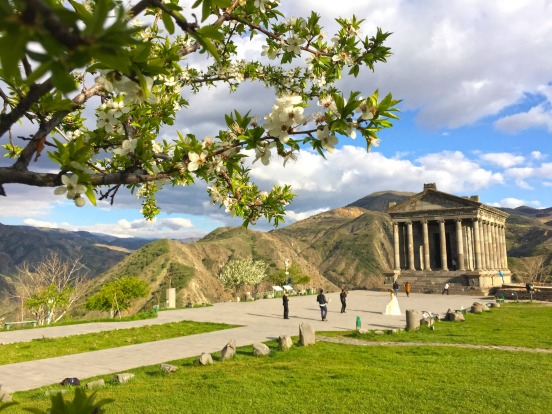 Garni Pagan Temple, Armenia. WHY GO Mighty mountains, ancient monasteries, superb food and old-fashioned tea houses: ...