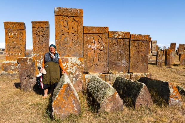 The ancient cemetery of Noratus. WHY GO Mighty mountains, ancient monasteries, superb food and old-fashioned tea houses: ...
