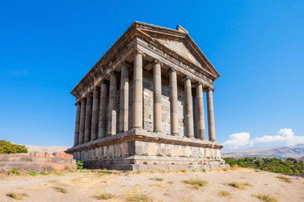 The Garni Temple is a classical Hellenistic example in Garni, Armenia. WHY GO Mighty mountains, ancient monasteries, ...