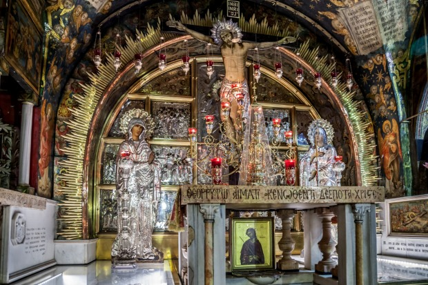The Church of the Holy Sepulchre in Jerusalem. WHY GO It is known for its sacred sites, but there is a lot more to ...