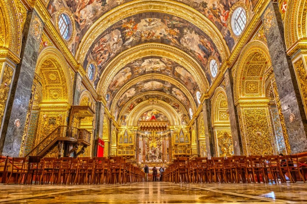 St John's Co-Cathedral, a gem of Baroque art and architecture Valetta, Malta. WHY GO? Thanks to its colourful history, ...
