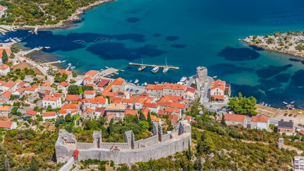 Edible escape: Mali Ston in Croatia.