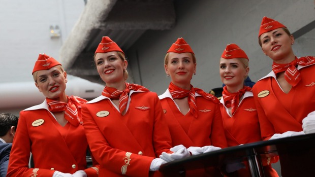 Russian court tells aeroflot it cannot tell stewardesses for Korean air cabin crew requirements