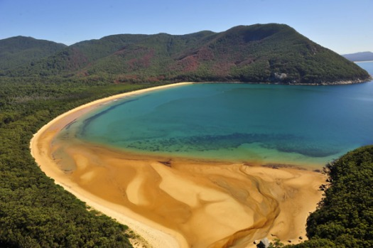 Wilsons Promontory, Victoria. Granite headlands, undeveloped beaches, rivers, walking trails and wildlife. The reason it ...