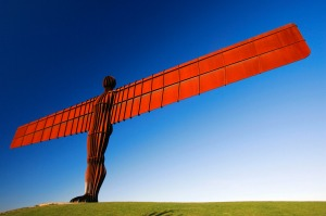 The Angel of The North.