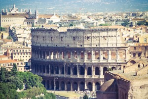 The Colosseum would take two years to build and cost $673 million.