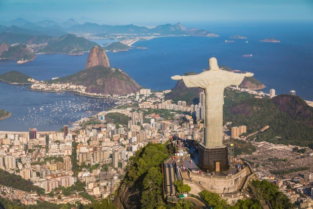 Christ the Redeemer (Rio) would cost $27 million and take nine months to build.
