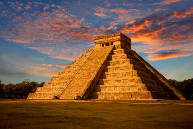 Chichen Itza (Mexico) would cost $6.73 million and take six months  to build.