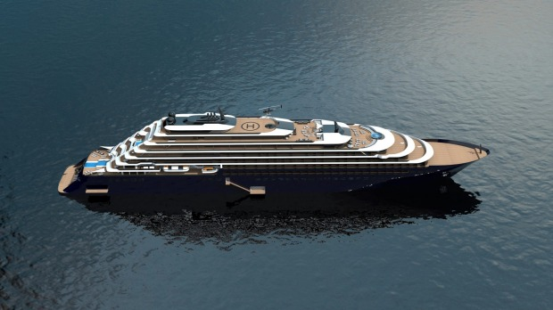 RitzCarlton Hotel Group To Start Its Own Luxury Cruise Yacht Line - Small mediterranean cruise ships