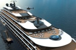 Take a look at the designs for the Ritz-Carlton's first luxury cruise yacht.