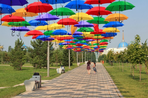 Astana capital of Kazakhstan travel guide The city youve never