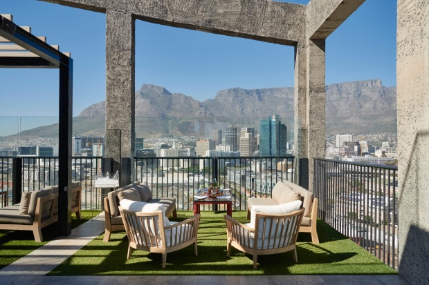 The Silo, Cape Town  Cape Town's historic 1920s grain silo at the V&A Waterfront has undergone a creative ...