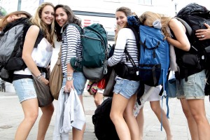 Is backpacking best left to the young?