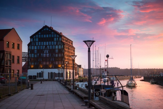 Klaipeda: Lithuania's third-largest city sits on the Baltic coast at an ice-free river mouth that made it an important ...