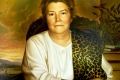 A portrait of Australian novelist Colleen McCullough, whose Norfolk island home is a jolt to the senses.