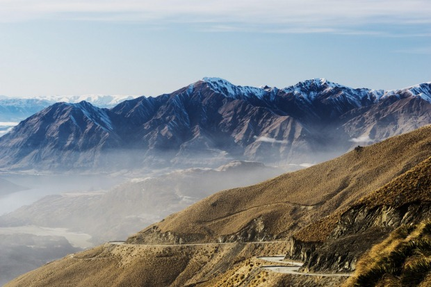 Treble Cone, Wanaka, New Zealand: The Swiss might claim rank on lake and mountain combinations, but this one will put ...