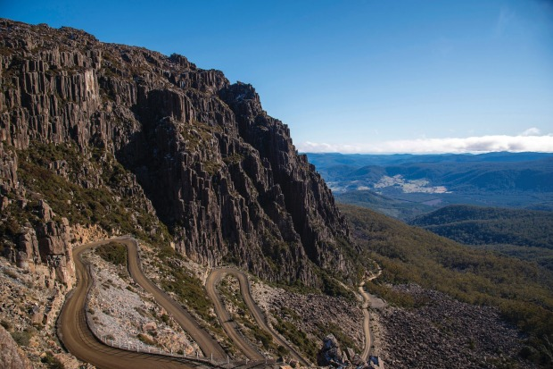 Jacob's ladder, Tasmania: The name is biblical – the ladder is Jacob's stairway to heaven – and some unfamiliar with ...