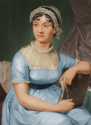 Jane Austen is arguably the most successful female author in history and rarely ever out of print.