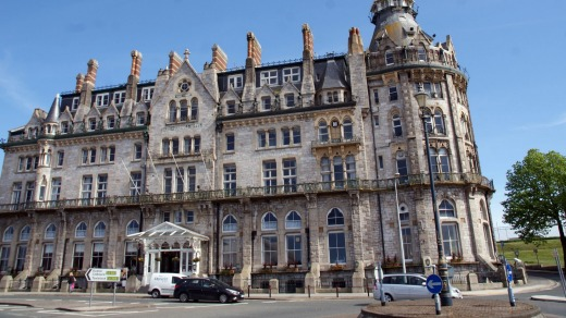Duke of Cornwall hotel.