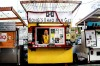 Nong's original food cart in downtown Portland.
