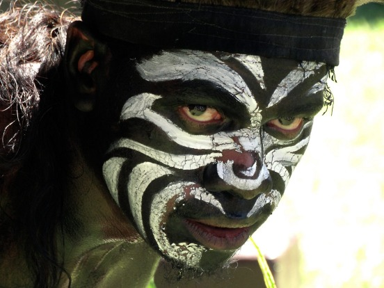 Watching dancers performing in PNG I was struck by one performer who was either a great actor or seriously dangerous. ...
