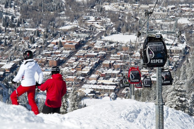 Aspen: This glamorous ski resort has a reputation for Hollywood holidaymakers that distracts from just how fine, ...