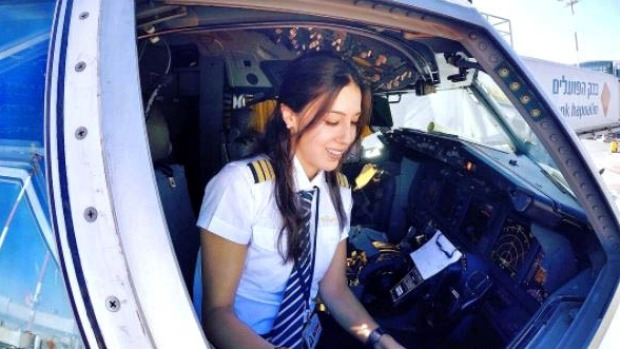 Female airline pilots in decline, despite the perks and