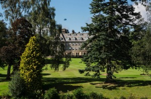 Gleneagles is one of Britain's most legendary hotels.