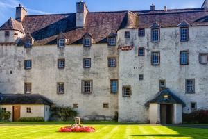 Traquair House, Scotland.