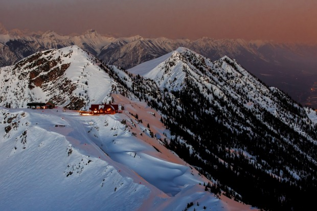 SLEEP ON TOP OF A MOUNTAIN, CANADA Stay in Canada's highest suite at the top of your own ski resort. Take the gondola up ...