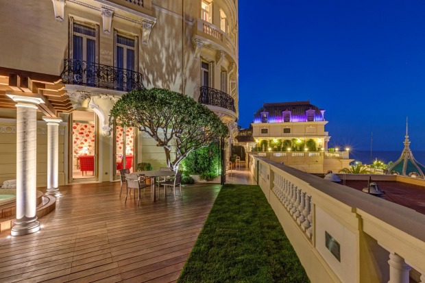 Hotel Hermatige: Look no further for your chance to stay in an historic monument that has been at the heart of Monaco ...